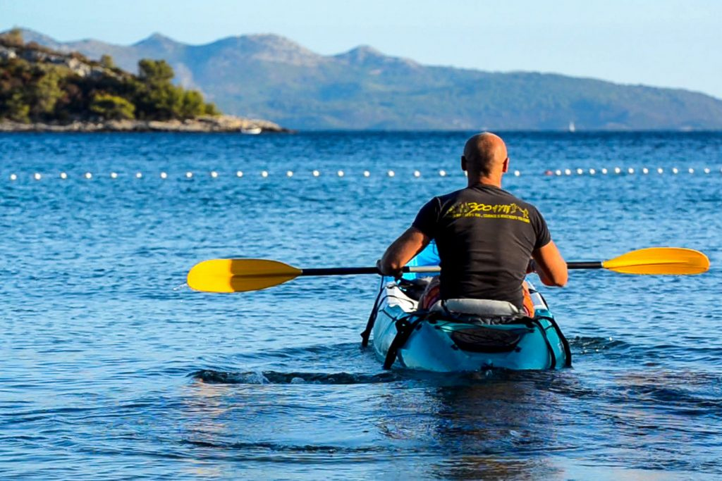kayak rental korcula extreme windsurfing crop 1024x683 - Bicycle Rental, Sports And Windsurfing Equipment Rental