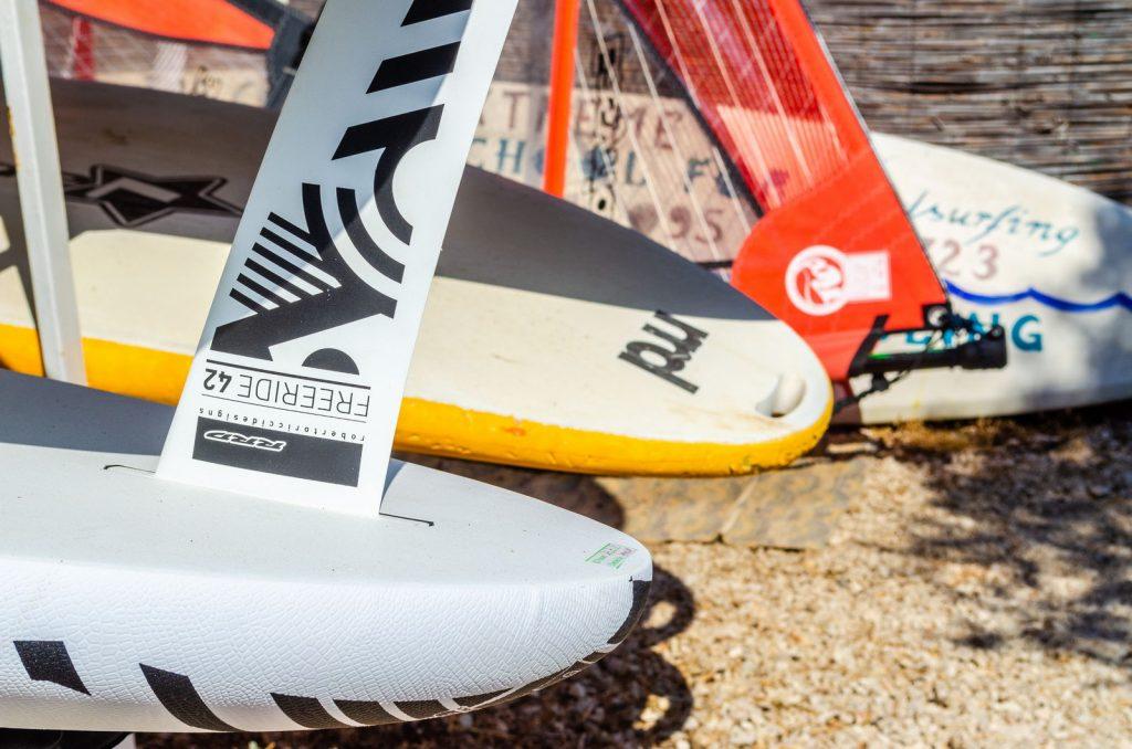 Najam bicikla, sportske i windsurfing opreme u školi Extreme